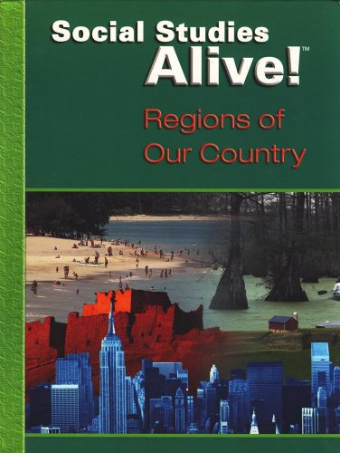 9781583713266: Social Studies Alive: Regions Of Our Country