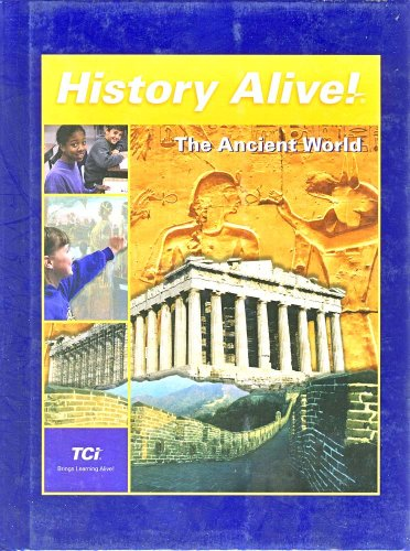 9781583713518: History Alive: The Ancient World