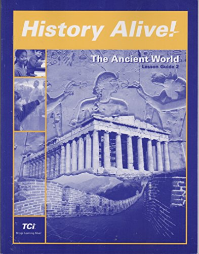 History Alive - The Ancient World, Lesson: frey, wendy