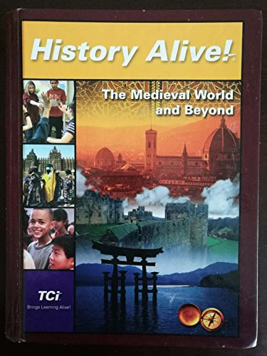 9781583713761: The Medieval World and Beyond, Student Edition (History Alive!)