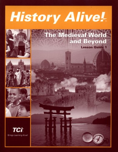 9781583713778: History Alive! The Medieval World and Beyond Lesson Guide 1