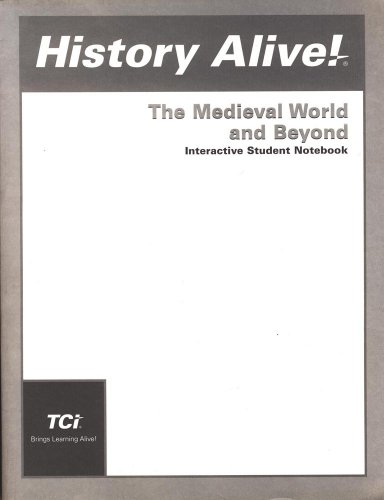 History Alive! Medevial World and Beyond: Interactive: Bower, Bert; Lobdell,