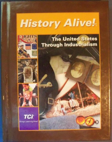9781583714010: History Alive! The United States Through Industrialism