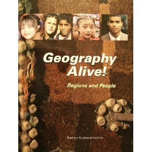 9781583714263: Geography Alive: Regions And People
