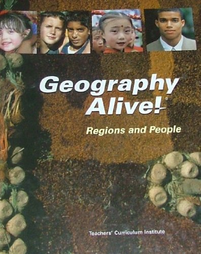 9781583714270: Geography Alive: Regions and People