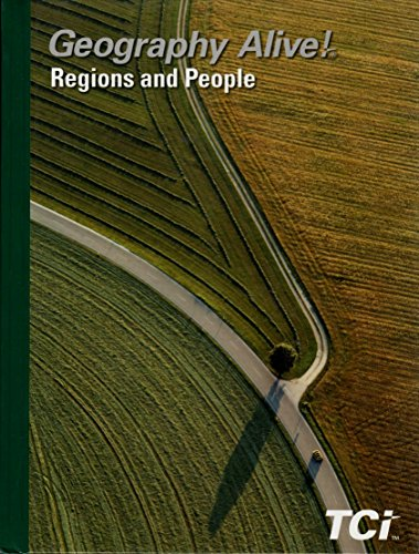 9781583714539: Geography Alive!regions and People (Student Edition)