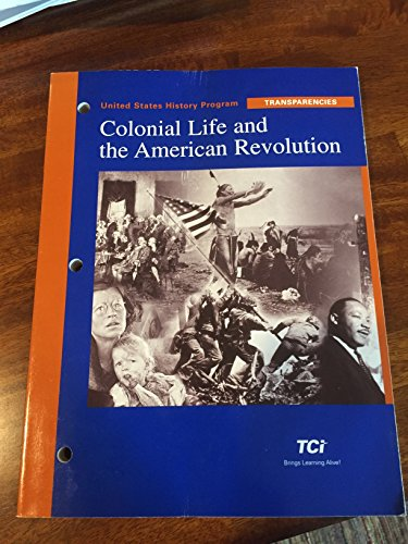 9781583716311: United States History Program Colonial Life and the American Revolution Transparencies