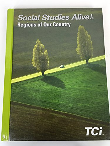 9781583717431: Social Studies Alive! Regions of Our Country TCI Student Edition 2016
