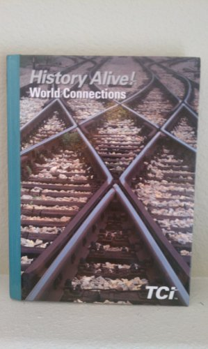 9781583719480: History Alive! World Connections