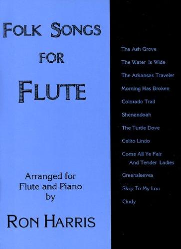 9781583720509: Folk Songs for Flute