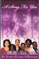 A Song for You - Women Stories in Rhyme: Karen Elaine O'Bannon