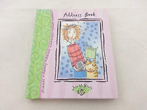 9781583755211: Just Us Girls Mini Address Book