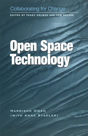 9781583760437: Collaborating for Change: Open Space Technology