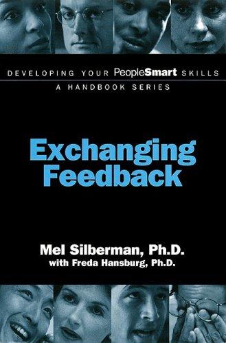 Exchanging Feedback: Mel Silberman
