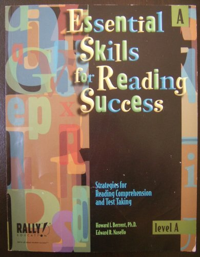9781583809907: Essential Skills for Reading Success: Strategies for Reading Comprehension and Test Taking Level A