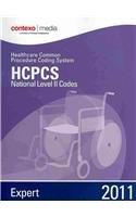 HCPCS National Level II Codes Expert 2011: Healthcare Common Procedure Coding System - Contexo Media