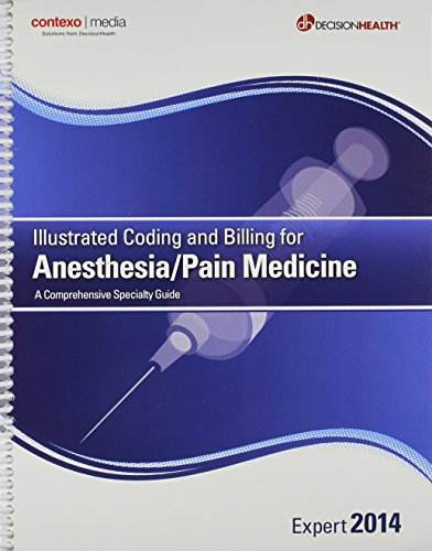 9781583837771: Illustrated Coding and Billing Expert for Anesthesia/ Pain Management