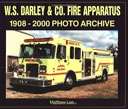 W. S. Darley & Co. Fire Apparatus: 1908-2000 Photo Archive: Lee, Matthew; Quayside