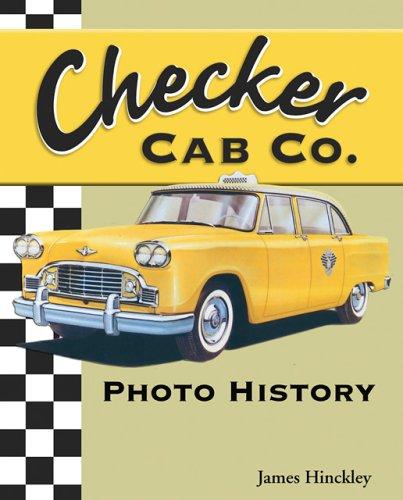 9781583881002: Checker Cab Co. Photo History