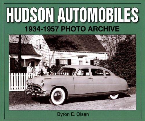 9781583881101: Hudson Automobiles 1934-1957 Photo Archive