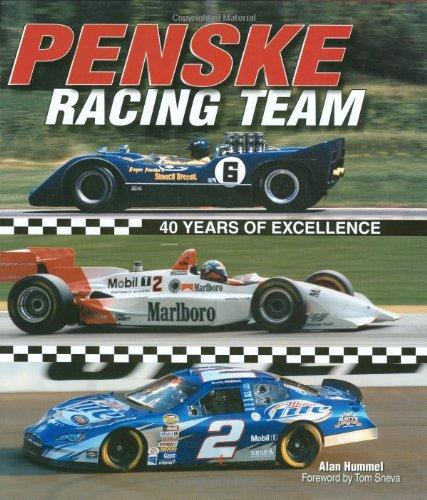9781583881958: Penske Racing Team: 40 Years of Excellence