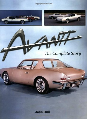 9781583882139: Avanti: The Complete Story