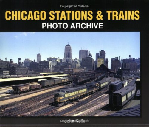 Chicago Stations & Trains Photo Archive: Kelly, John