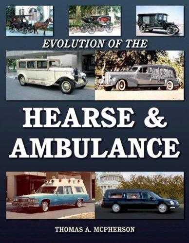 9781583882702: Evolution of the Hearse/Ambulance