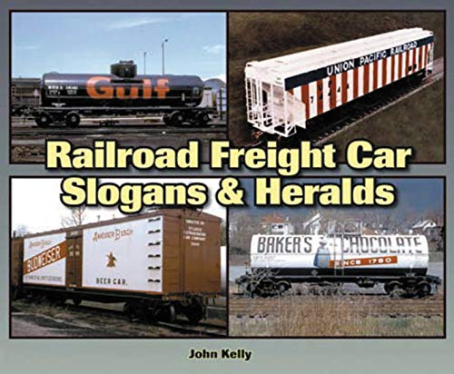 Railroad Freight Car Slogans & Heralds: Kelly, John
