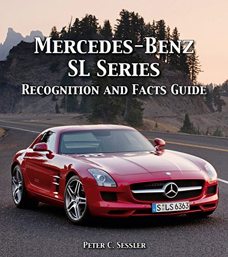 9781583882832: Mercedes-Benz SL Series Recognition and Fact Guide