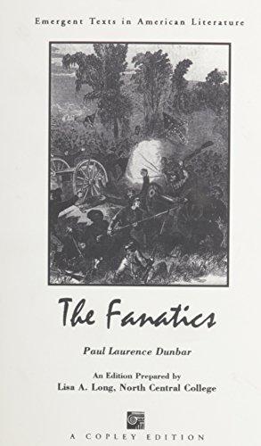 The Fanatics: Paul Laurence Dunbar