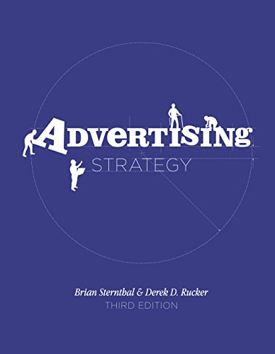 9781583901991: Advertising Strategy