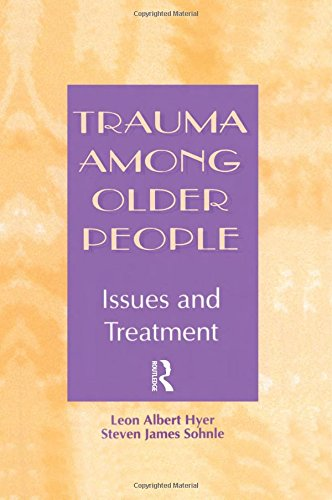 9781583910818: Trauma Among Older People: Issues and Treatment