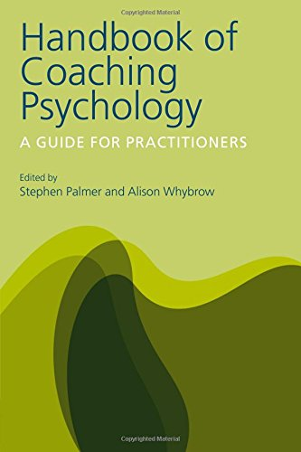 9781583917077: Handbook of Coaching Psychology: A Guide for Practitioners