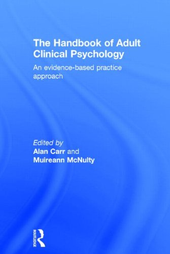 9781583918531: The Handbook of Adult Clinical Psychology: An Evidence Based Practice Approach