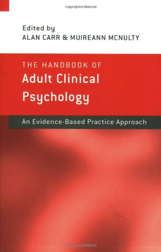 9781583918548: The Handbook of Adult Clinical Psychology: An Evidence Based Practice Approach