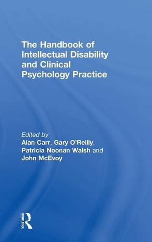 9781583918616: The Handbook of Intellectual Disability and Clinical Psychology Practice