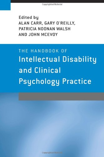 9781583918623: The Handbook of Intellectual Disability and Clinical Psychology Practice