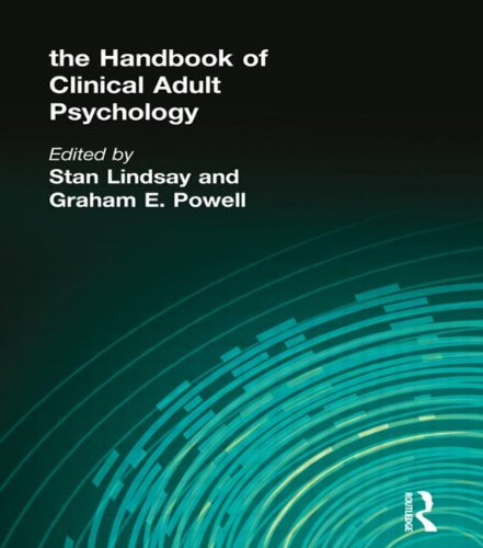 9781583918654: The Handbook of Clinical Adult Psychology