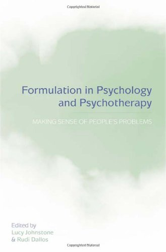 9781583918999: Formulation in Psychology and Psychotherapy: Making Sense of People's Problems