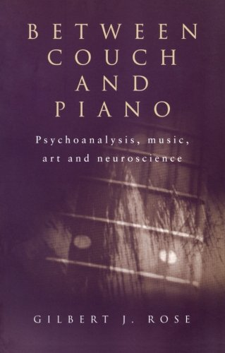 9781583919736: Between Couch and Piano: Psychoanalysis, Music, Art and Neuroscience