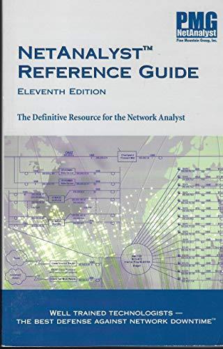 9781583920039: NetAnalyst Reference Guide