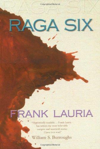 9781583940433: Raga Six (Doctor Orient Occult)