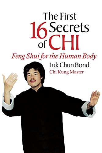 9781583940525: The First 16 Secrets of CHI: Feng Shui for the Human Body