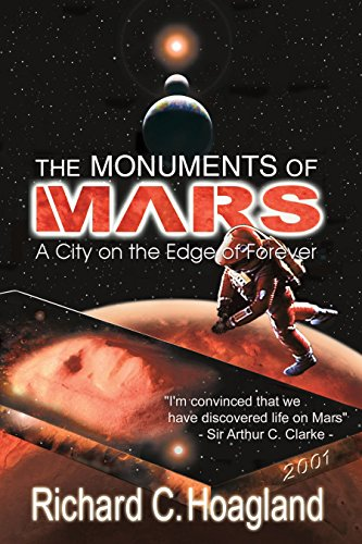 9781583940549: The Monuments of Mars: A City on the Edge of Forever