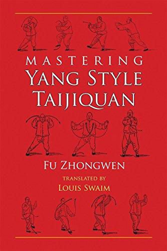 9781583941522: Mastering Yang Style Taijiquan