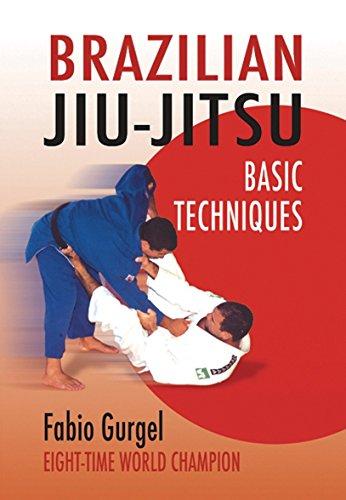 9781583941652: Brazilian Jiu-Jitsu Basic Techniques