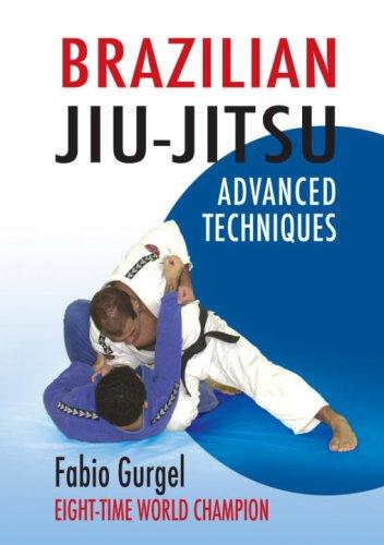 9781583941669: Brazilian Jiu-Jitsu Advanced Techniques