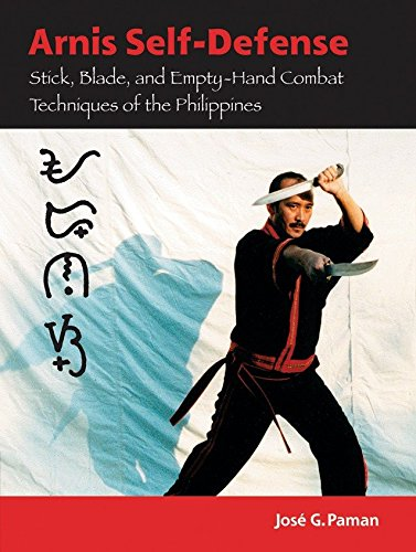 9781583941775: Arnis Self-Defense: Stick, Blade, and Empty-Hand Combat Techniques of the Philippines