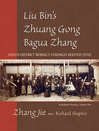 9781583942185: Liu Bin's Zhuang Gong Bagua Zhang, Volume One: South District Beijing's Strongly Rooted Style